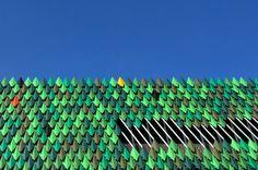 Bilbao Arena   Bilbao Architecture Design