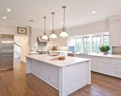 2014 Kitchen Trends are all about open plans 2014 Kitchen Trends, Kitchen Color Trends, Best Kitchen Colors, Kitchen Cabinet Colors, Kitchen Redo, Kitchen Remodel, Kitchen Ideas, 2014 Trends, Custom Kitchens