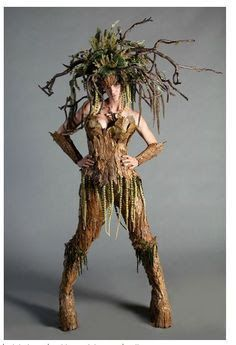 Image result for forest creature costume