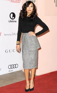 GET THE LOOK: Celebrity Naya Rivera - YouTube