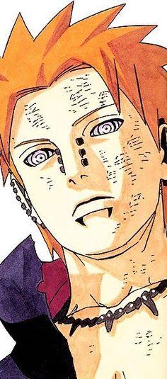 Pain. Naruto