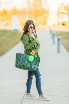 StyleXStyle - How to Style Greenery: Pantone's Color of the Year 2017 - A Gallon of Glitter