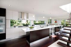 #Modern #Kitchen Oatley Make it happen with www.wishbucket.com.au