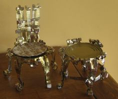 boite de conserve on pinterest tin cans tin can man and. Black Bedroom Furniture Sets. Home Design Ideas