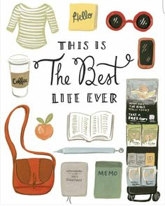 Hi there! I painted this piece with the ministry life in mind ❤️ There is so much involved in a life of service to Jehovah, I picked a few things to illustrate what we love best! @seasonedwithsaltpaperie thank you