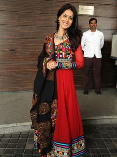 Genelia D'Souza - Beautiful!  (I don't know who she is but she is beautiful)