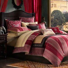 Artology Sari Mini Comforter Set King Multi >>> Want to know more, click on the image.