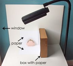 I Take/Make Photos Setup: foam board, box with paper on them.Setup: foam board, box with paper on them. Food Photography Tips, Jewelry Photography, Photoshop Photography, Light Photography, Photography Tutorials, Product Photography Tips, Photography Classes, Photography Backdrops, Landscape Photography