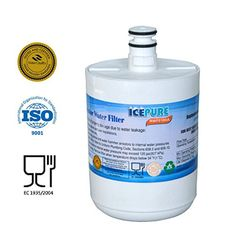 IcePure Replacement Water Filter for LT500P, 5231JA2002, 5231JA2002A, 5231JA2002A-S, 5231JA2002B, 5231JA2002B-S >>> Learn more by visiting the image link.