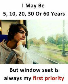 Without Window trip is not a trip mns bekkar