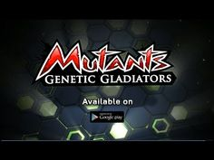 Mutants Genetic Gladiators – Aplicații Android pe Google Play