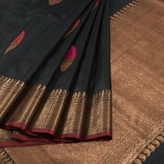 Buy Online Saris - one stop destination for shopping at Best Prices in India. Indian Silk Sarees, Tussar Silk Saree, Soft Silk Sarees, Indian Attire, Indian Ethnic Wear, Indian Dresses, Indian Outfits, Silk Sarees Online Shopping, Trendy Sarees