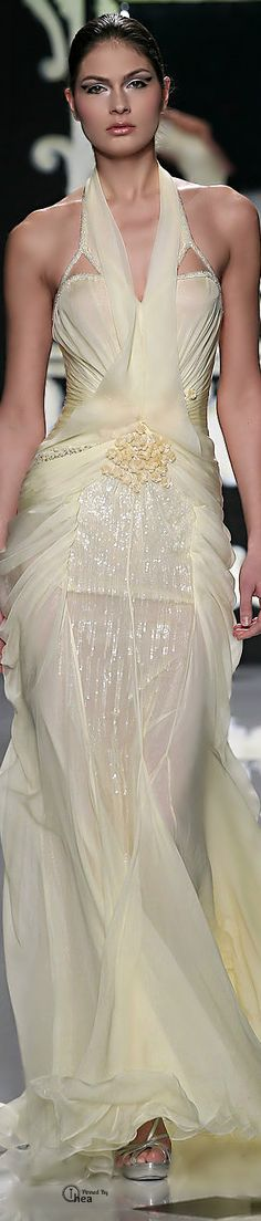 Abed Mahfouz Couture, Spring 2012                              …