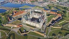 Just sold! Aerial View Of The Old Castle Kronborg, Denmark - Download From Over 42 Million High Quality Stock Photos, Images, Vectors. Sign up for FREE today. Image: 56566465
