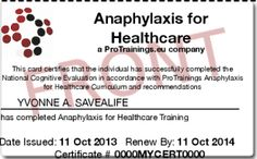 Classroom and e-learning Healthcare Anaphylaxis Level 2 (VTQ) courses nationwide. Regulated and Endorsed Courses. Over 300 Courses. Paediatric First Aid, Health Education, Pediatrics, Online Courses, Curriculum, Health Care, Classroom, Train, 4 Hours