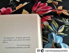 """""""Mi piace"""": 209, commenti: 2 - @lepigrafe su Instagram: """"#Repost @carmenpasquariello (@get_repost) ・・・ #instabook #booklover #aforismi #bookworm #citazioni…"""""""