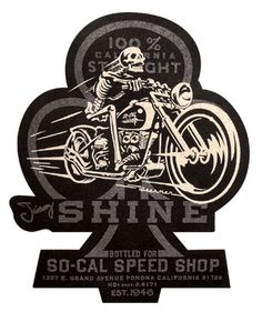 100% California  #speedshop #biker #kysa