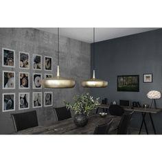 Clava Dine hanglamp met zwart snoer | Vita