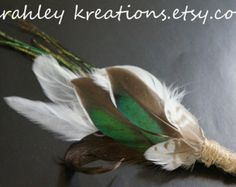 duck hunters wedding - Google Search I have a feeling I'll be incorporating this into my bouquet