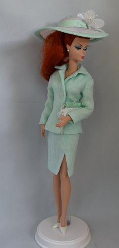 Silkstone Barbie Fashion - Summer Mint Suit