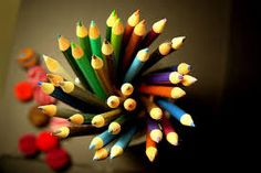 Colored pencils are bright, colorful, and perfect for pictures. Take a look at these 20 colorful pictures of colored pencils for some ideas.