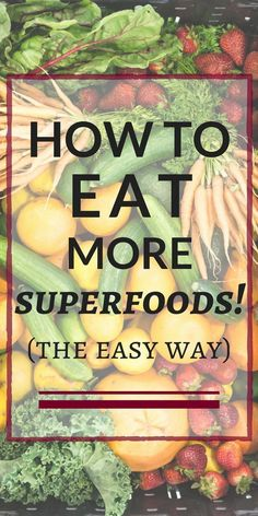 Here are a few ways to eat more superfoods, including a review of HoneyColony Equilibrium, a nutritional superfood dietary supplement. Superfoods are called super for a reason. These highly nutritious foods pave the path for us to live our healthiest life. It all starts with food—our health, our wellness, our energy, and how our bodies perform.