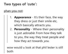 Phil Lester is still both wow