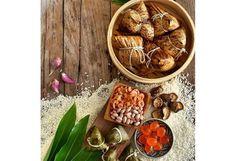 薑黃粽,在健康和美味上饗雙重升級!(圖片提供/黑橋牌) No Cook Meals, Rice, Cooking, Ethnic Recipes, Food, Baking Center, Kochen, Hoods, Meals