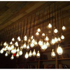 Dining room chandelier idea
