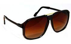 Slim Kim Black Leopard Flat Top Shadow Shield Ladies Sunglasses Celeb Style 716