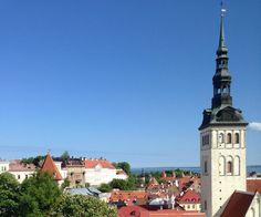 Suuntaa lasten kanssa Tallinnaan