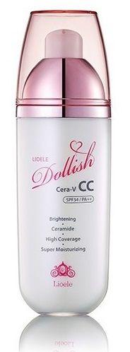 Lioele Dollish Cera-V Krem CC 30g