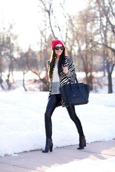 Winter look...