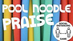 Pool Noodle Praise Social Distancing Crowd Breaker Game – KidzMatter
