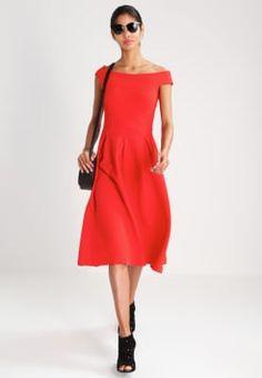 mint&berry - Sommerkjole - fiery red