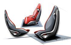 Jaguar FTYPE Concept Sketches @motocrit