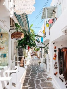 Sunday Chapter's Guide to: Paros Island, Greece When traveling back to Europe this summer, there was one thing I wanted to do differently; that being, to go off the beaten...