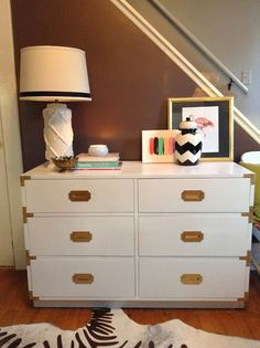 Gorgeous Campaign Dresser redone!