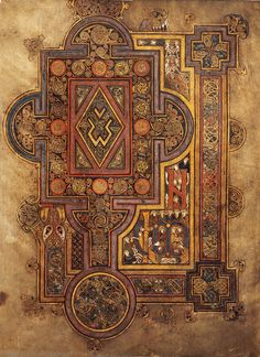 Book of Kells  www.artexperiencenyc.com
