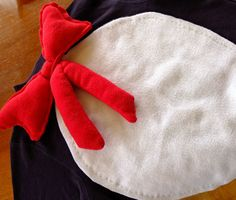 Cat in the Hat Costume Pattern | The Cat in the Hat costume by Thinly Spread dot co dot uk