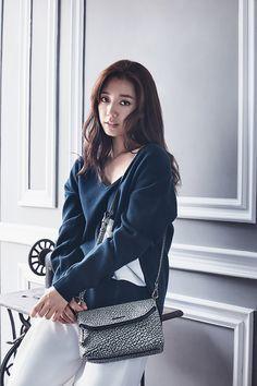 BRUNO MAGLI F/W 2015 Ads Feat. Park Shin Hye (UPDATED) | Couch Kimchi