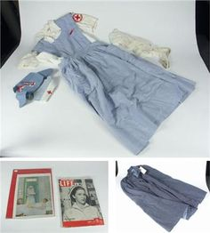 WWII Red Cross Uniform