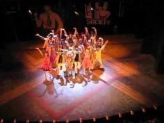 """Thoroughly Modern Millie - """"Overture/Not For the Life of Me/Thoroughly Modern Millie"""" - YouTube --> Men's costumes, Priscilla Girls costumes, movement."""
