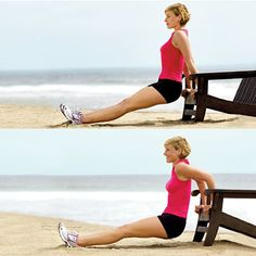Stick with the all-over workout and you'll see results in no-time flat! | Health.com