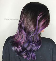 Repost @stephygnarstagram ・・・ 50 shades of Violet  @princessprod_ got her purple fix obsessed:) #pulpriothair #btconeshot_color16 #btconeshot_hairpaint16 #btconeshot_rainbow16 #btconeshot_ombre16 #imallaboutdahair #americansalon #modernsalon #behindthechair #parloureleven @themadcolorist Carl Richardson.eleven #huntingtonbeach #mermaidians #dyedgirls #purplehair #purpleombre #plumhair #indigo #authentichairarmy #hairpainting #hotonbeauty