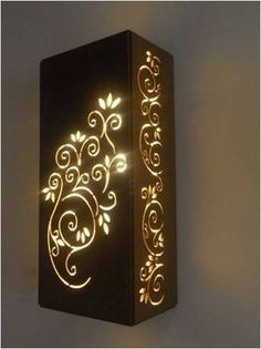 Wholesale CNC Laser Cutting Products Supplier in Vapi India Laser Cut Lamps, Laser Cut Metal, Laser Cutting, Table Lamp Wood, Wood Lamps, Corte Plasma, Pvc Pipe Crafts, Cnc Cutting Design, Laser Cutter Ideas