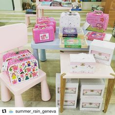 #Repost @summer_rain_geneva #flossandrock  #girly #toys #accessories #jewellerybox #pink #gifts