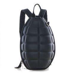Moda Rare forma granada mochila para mujer para hombre de la granada bolsas dibujos animados mochila escolar mochila bolsas de conchas