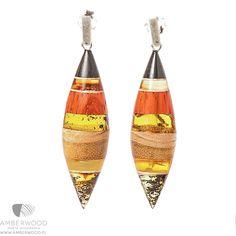 Earrings Amberwood SS1201