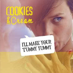 I'll make your tummy yummy! #lindtsaHELLO